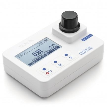 HI 97711 - fotometr do pomiaru chloru ogólnego i wolnego