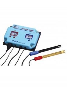 HI 981405N Wskaźnik pH i EC do pomiaru stałego
