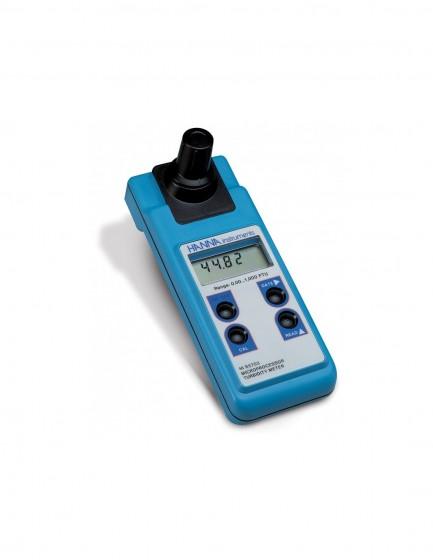 HI 93703-11 Przenośny mętnościomierz do wody (ISO 7027)