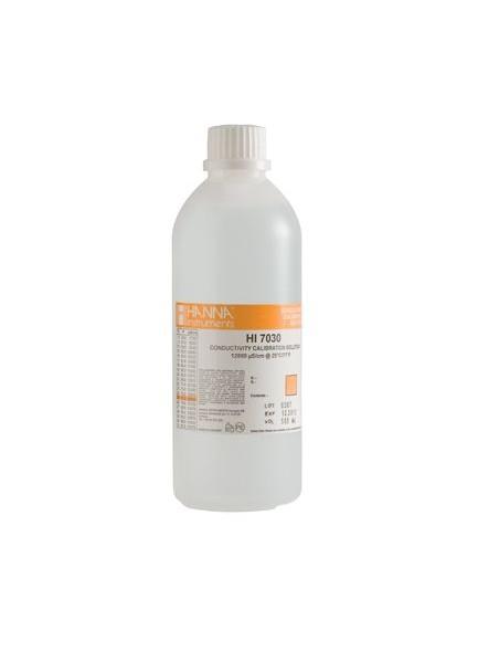 HI 7030L - Roztwór kalibracyjny 12880 µS/cm, 500 ml