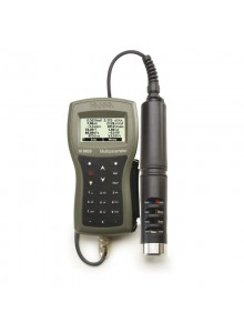 HI 9829 Multiparametryczny miernik, sonda pH, EC, O2, °C, kabel 4 m