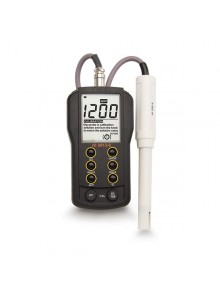 HI 9813-6 - Przenośny miernik pH/EC/TDS/°C (EC do 4.00 mS/cm, funkcja CAL CHECK)