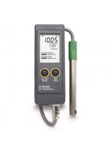 HI 991002 - Przenośny miernik pH/ORP/°C z elektrodą tytanową