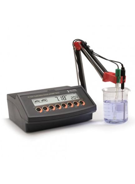 pH-metr laboratoryjny HI 2221
