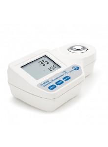 HI 96822 Cyfrowy refraktometr do pomiaru koncentracji zasolenia (woda morska)