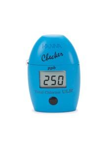 HI 761 - Mini fotometr do badania chloru ogólnego, śladowe ilości