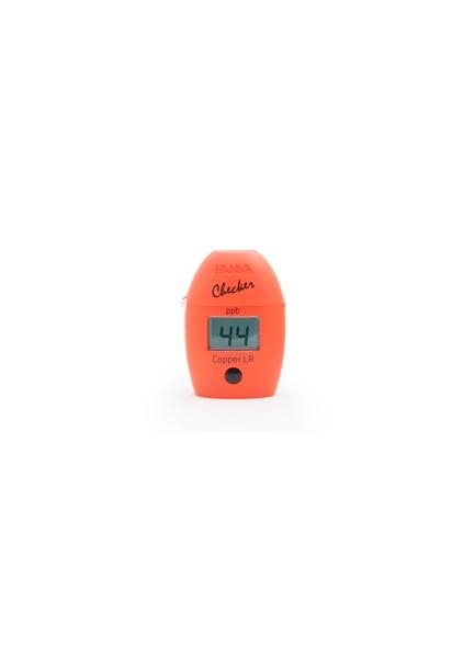 HI 701 - Minifotometr do badania zawartości chloru wolnego