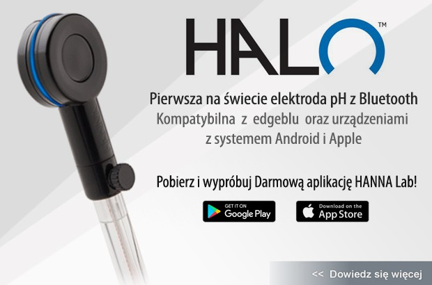 Elektrody Bluetooth HALO