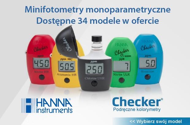 Minifotometry monoparametryczne