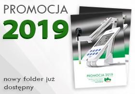 Folder promocyjny 2019